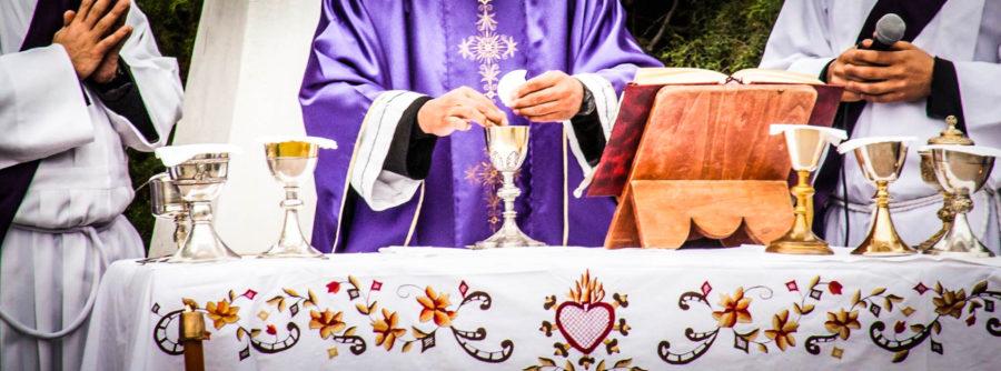 misas gregorianas por vivos o difuntos